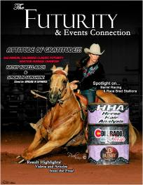 Shine on The Futurity Cover